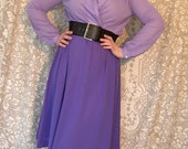 REDUCED Shades of Lavender Dress