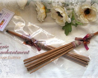 FAERIE ENCHANTMENT Grove Essence Stk Incense 12 pk
