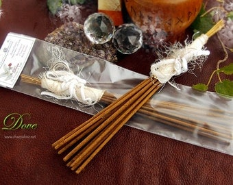 DOVE Goddess of Light Totem Ceremonial Stick Incense 12 pk