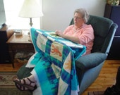 Easy Chair Quilt Frame Compact and Portable