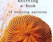 SALE Knitting Pattern e-Book