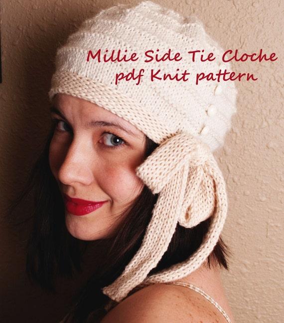 Millie Knit Pattern PDF