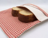 Sandwich\/Snack  Bag  Reusable