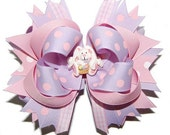 Easter Bunny Large Layered Boutique Bow