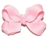 Classic Grosgrain Toddler Bow - 80 Color Choices - Baby Bow - Toddler Bow - Baby Headband - Toddler Headband