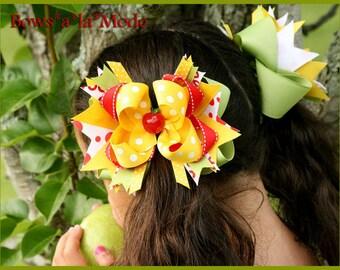 You Design It Custom Large OTT Boutique Layered Bow