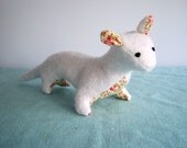 Louise's Weasel Plush Pattern