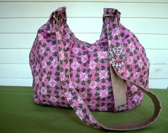 Fat Quarter Sling Purse Pattern