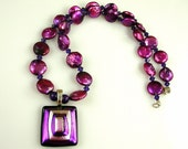 Magenta and Purple Passion   N-172