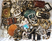 Buckle Bonanza 83 recycled metal belt buckles for your eco friendly projects