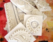 Hand Carved Stamps-Bohemian Package