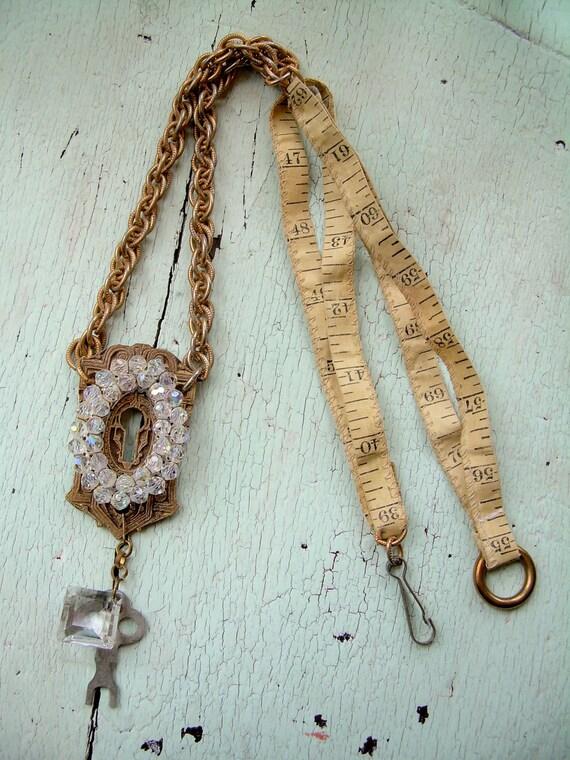 Necklace - Secret Garden