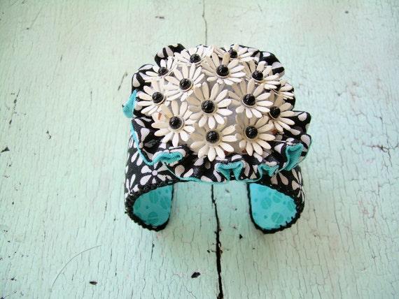 Cuff Bracelet - Picnic