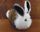 Calico Rabbit Soft Stuffed Animal Momma Size