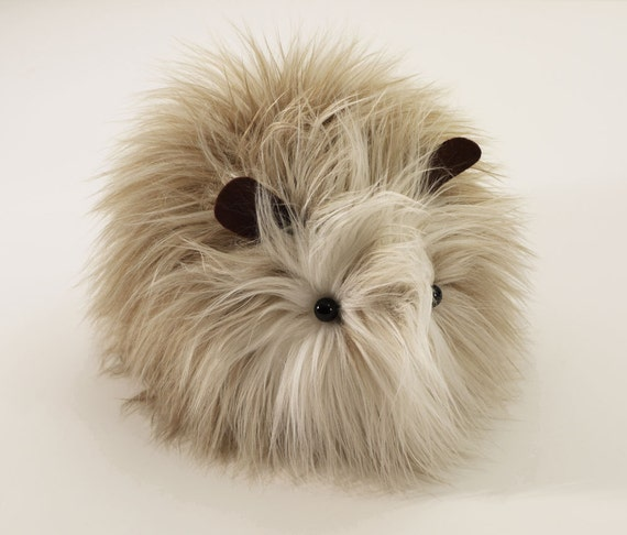 LuLu Guinea Pig Cute Stuffed Animal Plushie Large Size