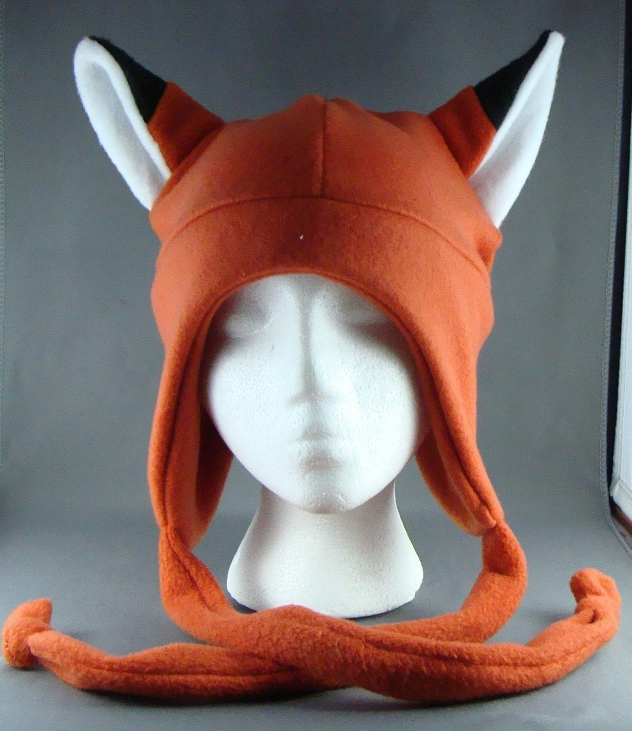 fox ears jump animal - photo #28