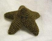 Starfish Amigurumi
