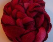 Vampire Wool Roving 3.30 ounces
