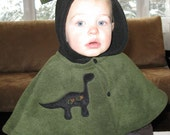 Reserved for MIMIAG - Dinosaur Ponchos