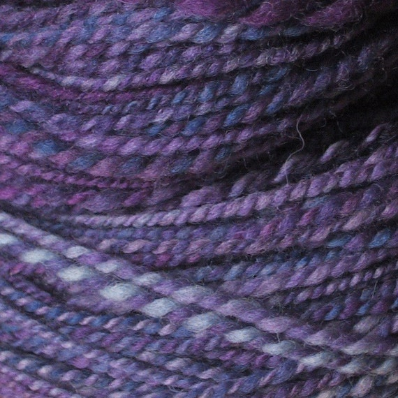 4 oz. Handspun Corriedale Wool Yarn