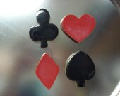 Set of stoneware Magnets