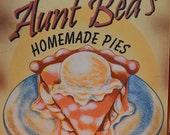 Aunt Bea's Homemade Pies Kitchen Decor