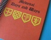 Medieval Days and Ways, Recycled Book Journal