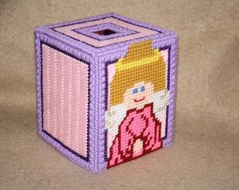 317 Little Angel Tissue Box Cover
