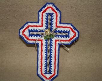 467 patriotic double cross