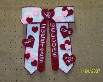 147 Valentine bow