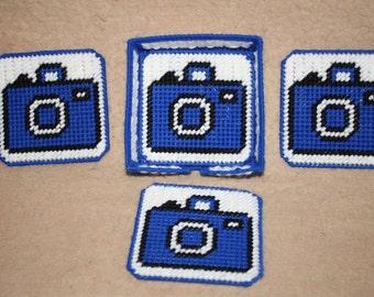 551 Camera Coaster set