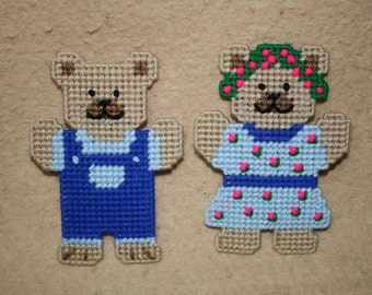 535 May Bear Magnets