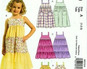Toddlers' Dresses 5370
