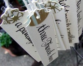 12 Days of Christmas Inkpress Holiday Gift Tags