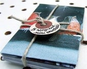 Recycled Mail 5 mini gift card envelopes