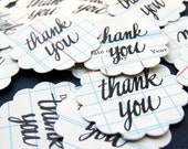 Twenty Thank You Envelope Seals