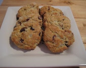 Cranberry Oat Scones...Sweet and Tart
