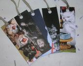5 Cat Gift Tags