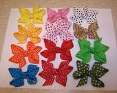 Small Hair Bows (You Choose)