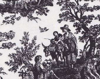 Jamestown cotton drapery fabric  1 yard 12  inches x 64