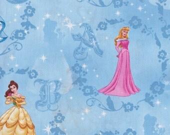 Princes Scene Fabric 1 Yard, Last Chance.