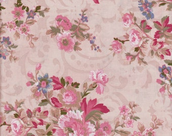 Pretty Flower Series Quilting Fabric
