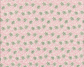 Patchwork Delight Series Quilting Fabric With Flowers 1 Yard ( Last Chance )