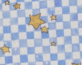 Daisy Kingdom Star Of Wonder Flannel Fabric 1 YARD, 100% Cotton