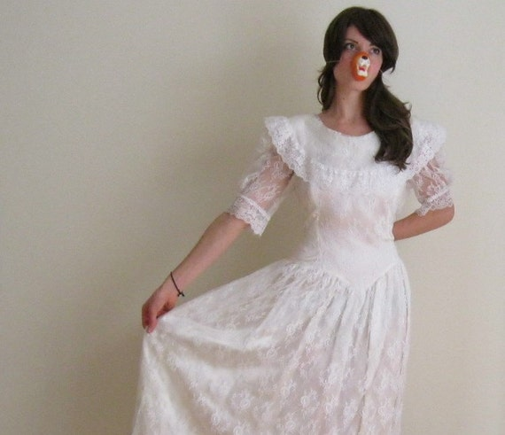 Laura ingalls wilder steampunk prairie wedding by gimmenicole for Wedding dress steaming near me