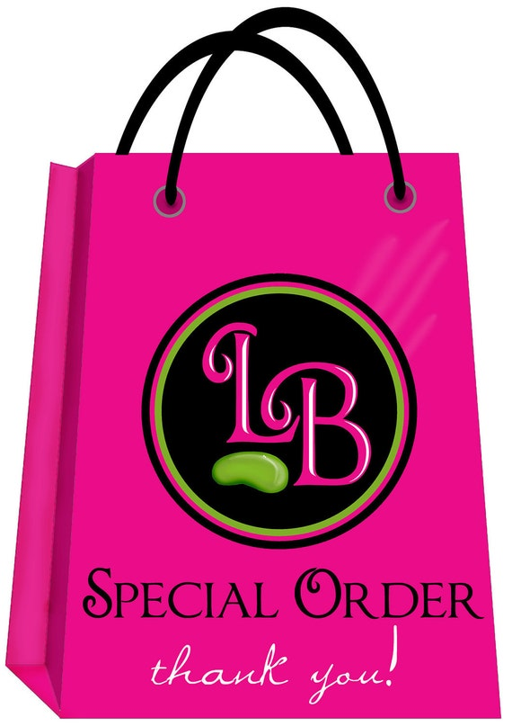 Special order for leighstein