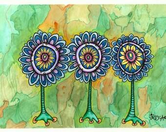 The Indigo Sisters - original