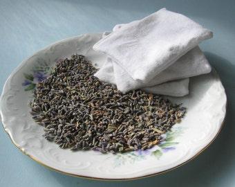 5 Count Lavender Laundry Soap Sachets
