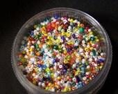 YART SALE - Seed Bead Assortment