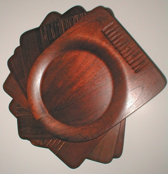 Overton canape 39 trays genuine bentwood two sets of for Wooden canape trays